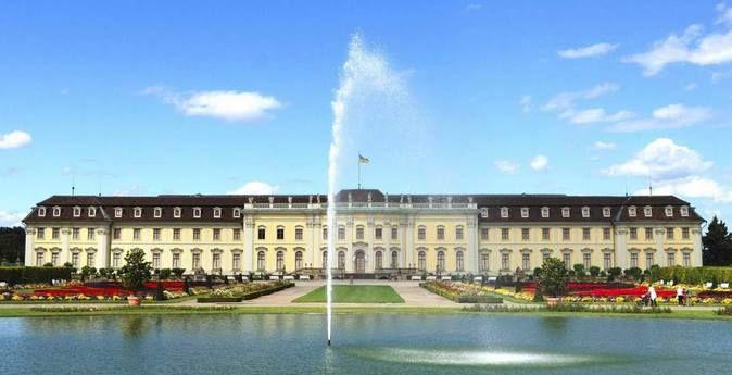 ÜN in Ludwigsburg in 4* Schlosshotel inkl. Frühstück, Sauna & mehr ab 44,50€ p.P.