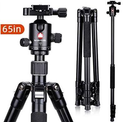 Samtian CS B1 Kamera Stativ & Tripod für 29,99€ (statt 60€)