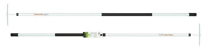 2 x Fiskars Hoe Ligth Series Hacke weiß Garten Hacke für 28,99€ (statt 38€)