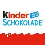 Mit Kauf von Kinder Schokolade personalisiertes Freundebuch gratis abfassen