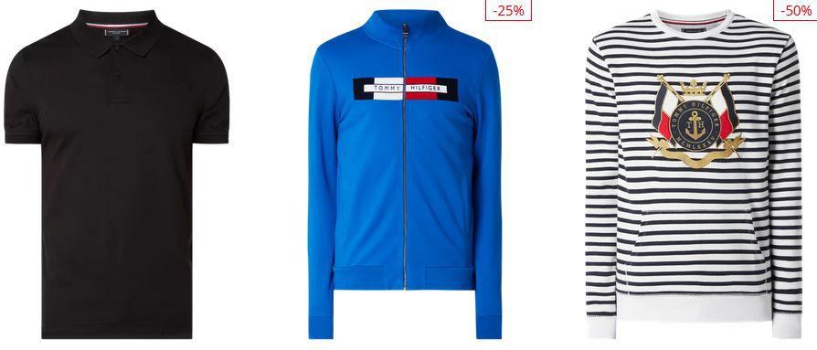 Tommy Hilfiger Sale bis 50% Rabatt + 25% Extra Rabatt   z.B. Blouson mit Entendaunen für 224,99€ (statt 296€)