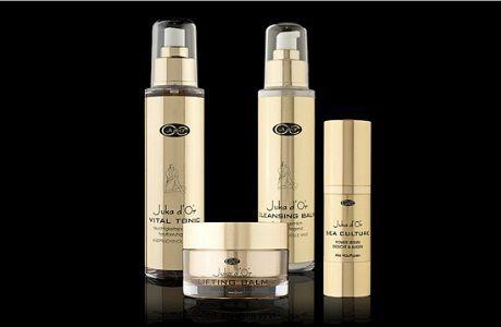 Juka Cosmetic Probenpaket kostenlos anfordern