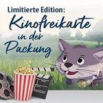 Bei Happy Cat gratis Snack & Kinokarte abfassen