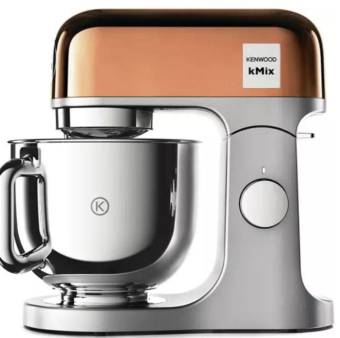 Saturn Shoppingrausch Nacht: z.B. KENWOOD KMX760GD kMix Küchenmaschine ab 278,24€ (statt 389€)