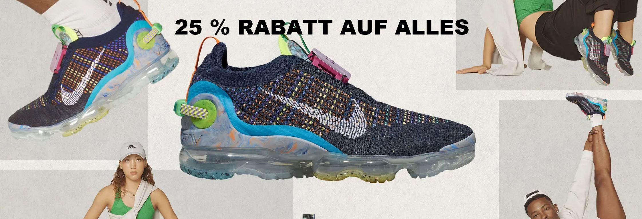 🔥 Nike mit 25% Extra Rabatt für Nike Member auch auf Sale   z.B. Nike MX 720 818 für 91€ (statt 184€)