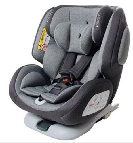 Osann One 360° Universe Grey Kinder PKW Sitz für 163,08€ (statt 182€)