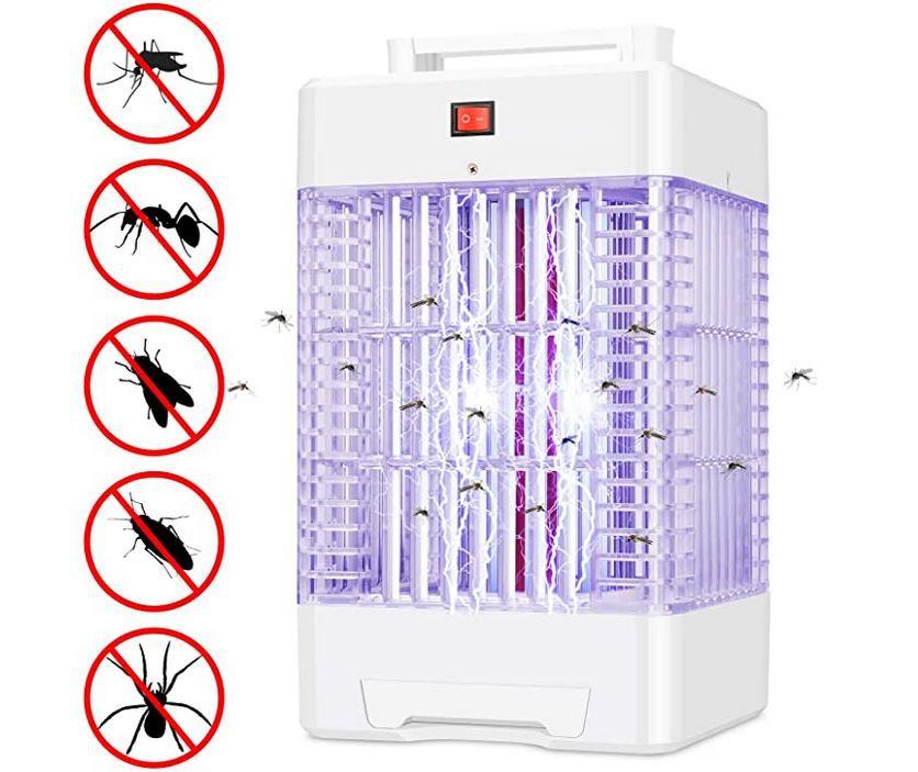 WloveTravel Elektrischer Insektenvernichter für 17,93€ (statt 40€)