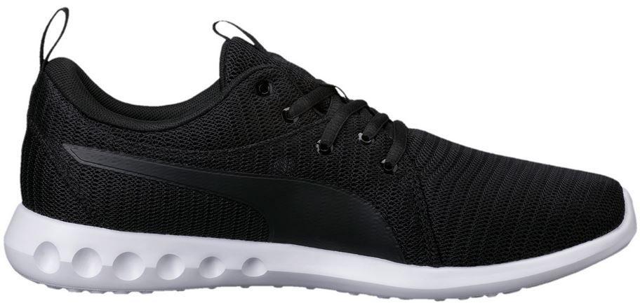 Puma Carson 2 MultiKnit Herren Sneaker Schwarz für 31,95€ (statt 49€)
