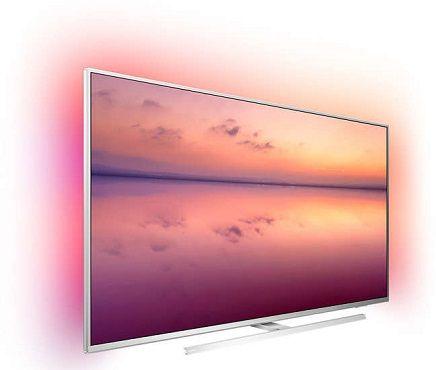 Philips 55PUS6804   55 Zoll UHD TV mit Ambilight für 429€ (statt 586€)