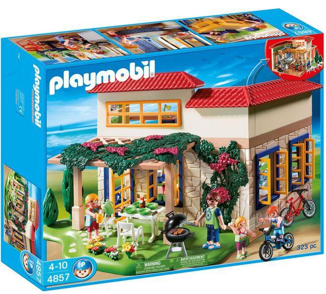 PLAYMOBIL Family Fun   Ferientraumhaus 4857 ab 29,99€ (statt 47€)