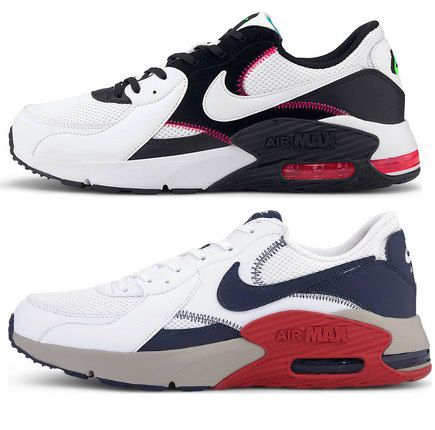 Nike Air Max Excee in 2 Designs für je 56,10€ (statt 80€)