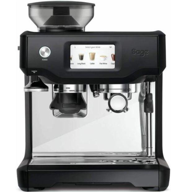 Ausverkauft! Sage the Barista Touch SES880 Siebträgermaschine für 777,77€ (statt 899€)