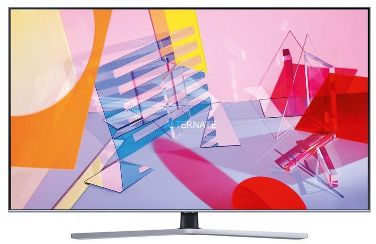 Samsung GQ 50Q64T   50 Zoll QLED UHD Fernseher für 599€ (statt 749€)