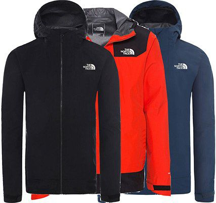"The North Face Softshelljacke ""Extent III"" für 61,40€ (statt 84€)"