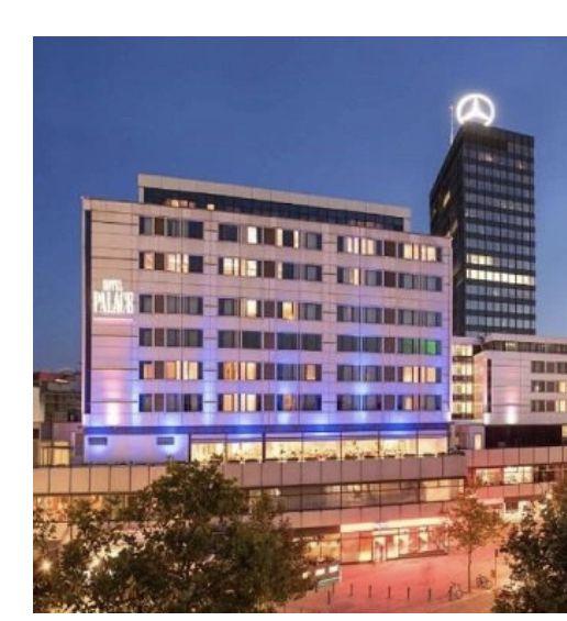 1 ÜN im 5* Hotel Palace Kurfürstendamm Berlin inkl. Frühstück & Wellness ab 49,50€ p.P.