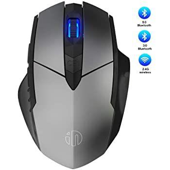 INPHIC Bluetooth Maus mit 1600 DPI für 8,63€ (statt 16€)