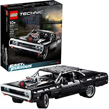 LEGO Technic – The Fast and the Furious: Dom's Dodge Charger (42111) für 66,90€ (statt 75€)