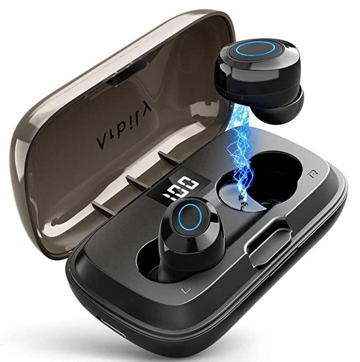 Arbily Bluetooth In Ear Kopfhörer mit Ladeschale für 16,49€ (statt 30€)