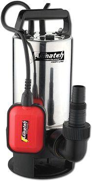Armateh Tauchpumpe 550W AT 9630 Schmutzwasser Pumpe für 24.95€ (statt 34€)