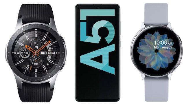 Endet Mitternacht: MwSt Aktion: Samsung Galaxy Smartphones, Wearables & Kopfhörer mit 13,79% Rabatt + 10€ Gutschein