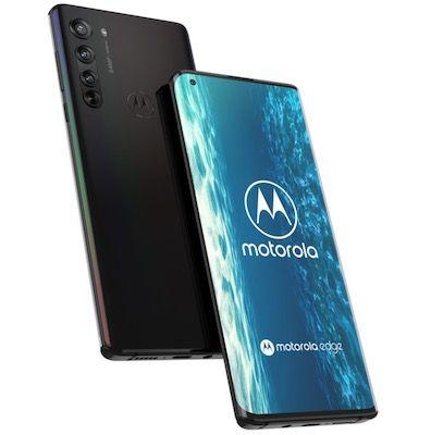 Motorola Edge 5G mit 128GB/6GB für 345,90€ (statt 395€)