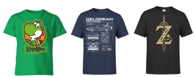Aus über 6.300 T Shirts 2 für 19,99€ oder 3 für 27€   mit Gutschein keine VSK