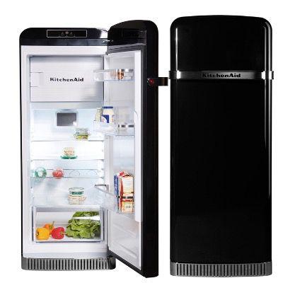 KitchenAid Retro Kühlschrank mit 4 Sterne Gefrierfach KCFMB A++ für 974,52€ (statt 1.289€)