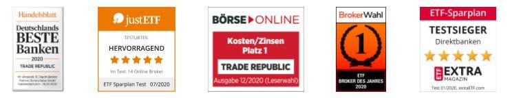 Trade Republic: 15€ KwK Bonus + nur noch 10€ Mindest Sparplaneinlage