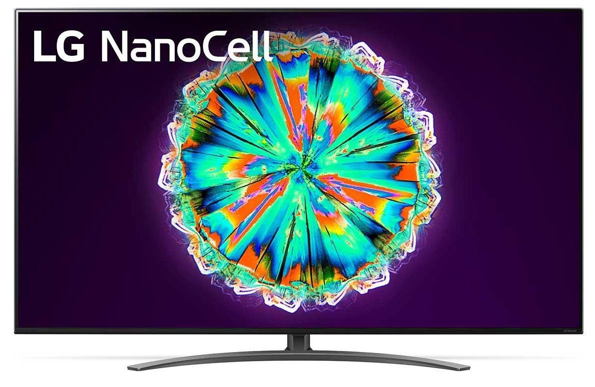 LG 65NANO917NA   65 Zoll UHD NanoCell Fernseher mit 120 Hz für 989,17€ (statt 1.241€)