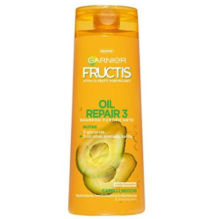 2er Pack Garnier Fructis Shampoo für trockenes Haar ab 2,27€ (statt 4€)   Prime