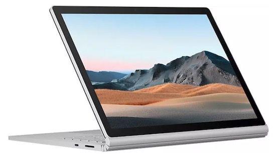 13,79% Rabatt auf alle Microsoft Surface Geräte   z.B. Surface Go 2 Platin für 489,14€ (statt 566€)