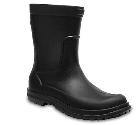 Crocs Herren AllCast Rain Boot M Gummistiefel für 34,99€ (statt 46€)