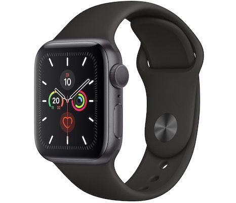 Apple Watch Series 5 GPS + LTE 40mm für 379€ (statt 485€)   genau lesen