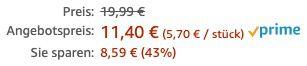 2er Pack Philips Avent Natural Flasche SCF035 je 260ml für naturnahes Trinkverhalten für 11,40€ (statt 19€)   Prime