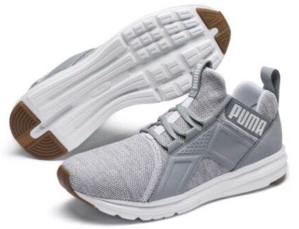 Puma Enzo Knit Herren Sneaker in Weiß für 37,39€(statt 46€)