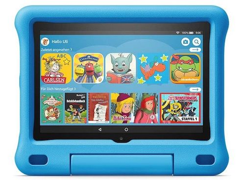 Amazon Fire HD 8 Kids Edition (2020) für 82,84€ oder 2 Stück für 155,70€