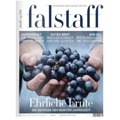 1 Jahr Falstaff Lifestyle Magazin einmalig nur 1€ (statt 66€)