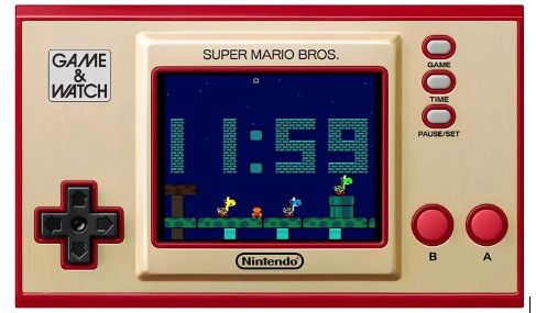 NINTENDO Game & Watch: Super Mario Bros. für 42,80€ (statt 45€)