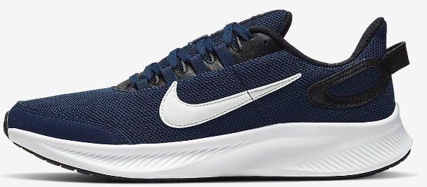 Nike Run All Day 2 Herren Laufschuh in Schwarz oder Dunkelblau für 44,82€ (statt 63€)