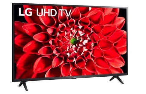 LG 43 Zoll UltraHD 4K LED Fernseher (Google, Alexa, AirPlay 2) für nur 312,16€ (statt 399€)