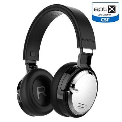 NewBee ANC Kopfhörer Schwarz mit Bluetooth bis zu 60 Stunden für 27,49€ (statt 55€)