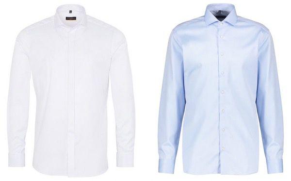Abgelaufen! 2er Pack eterna Blickdicht Hemden aus 100% Baumwolle für 59,39€ (statt 96€)