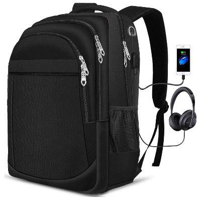 Purebox Laptop Rucksack 45 Liter bis 17,3 Zoll mit RFID Tasche & USB für 8,36€ (statt 28€)