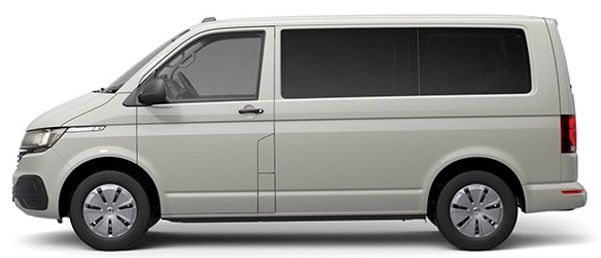 Privat: VW T6.1 Multivan Family 2,0l TDI mit 110PS in Ascotgrau für 267€   LF 0,72