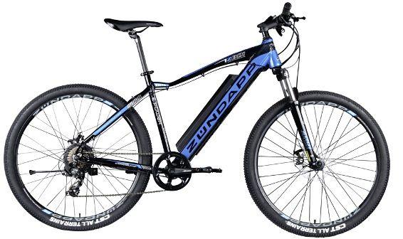 Zündapp Z801 650B E Bike MTB 27,5 Zoll 7 Gang für 888€ (statt 1.199€)