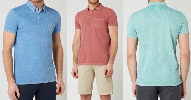 Marc OPolo Poloshirt aus Bio Baumwolle in drei verschiedenen Farben für 27,99€ (statt vorher 40€)