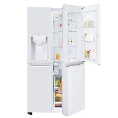 LG Door in Door Kühlschrank mit Eis  und Wasserspender A++ für 1.085,89€ (statt 1.649)