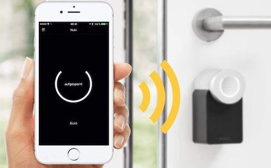 Nuki Combo 2.0 smartes Türschloss inkl. Bridge + Opener für 289€(statt 346€)