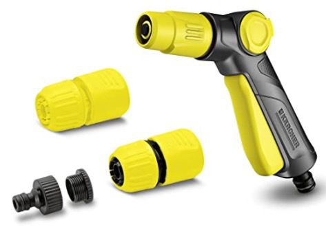 Vorbei! Kärcher Spritzpistolen Set mit 2 Sprühbilder ab 5€ (statt 11€)