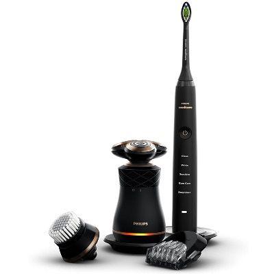 Philips IconiQ Special Edition Rasierer und Schallzahnbürste S8880 für 149,65€ (statt 250€)